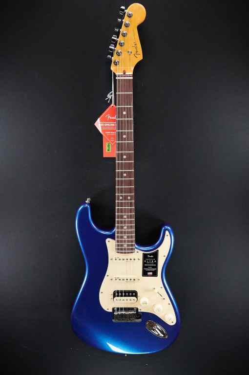 Fender AM Ultra Strat RW HSS