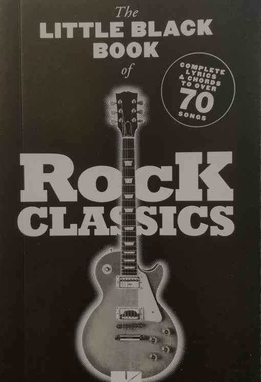 Songbook of Rock Classics