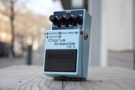 Boss CE-5 gebraucht/used