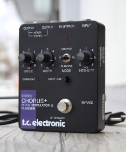 TC Electronic Stereo Chorus + Pitch Modulator & Flanger - '80