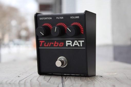 ProCo Turbo Rat Distortion 1991