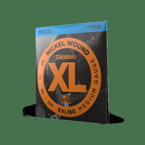 Daddario EXL160