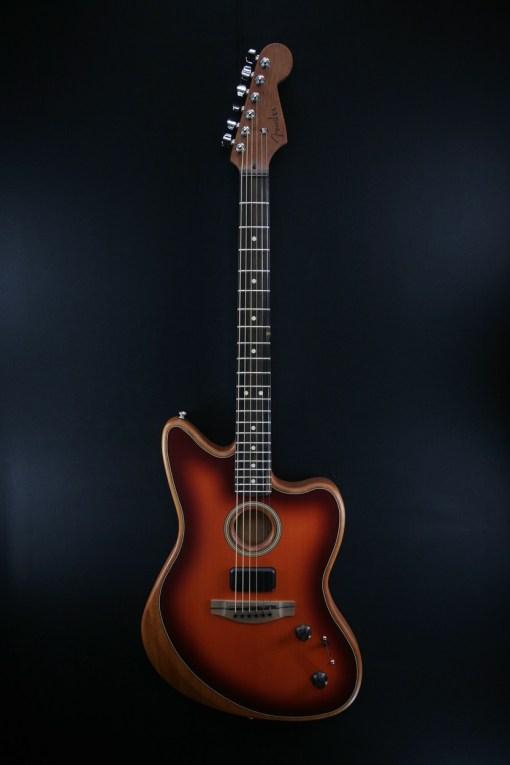 Fender Acoustasonic Jazzmaster TBS