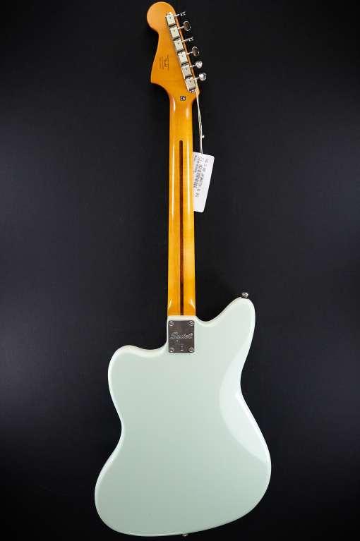 Squier FSR CV Jazzmaster Surf Green
