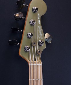 Fender Squier Contemporary Jazz Bass Olive Satin