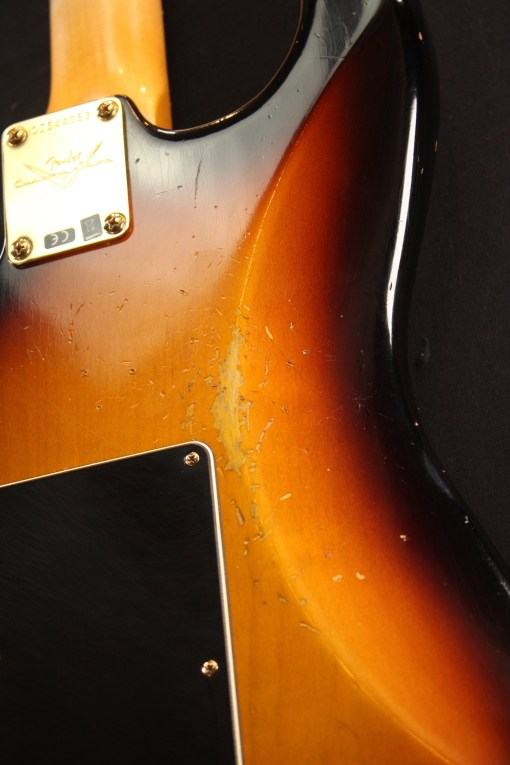 Fender Stevie Ray Vaughan Signature Stratocaster Relic Custom Shop
