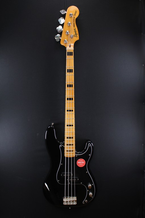 Squier Classic Vibe 70s P Bass MN BK