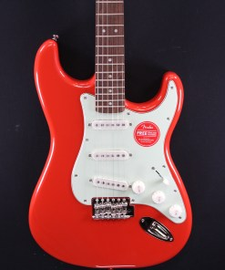 Squier FSR Classic Vibe 60s Stratocaster Fiesta Red