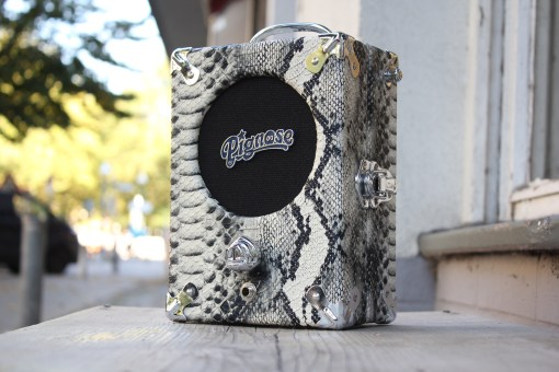 Pignose Amps 7-100 Special Edition Snakeskin