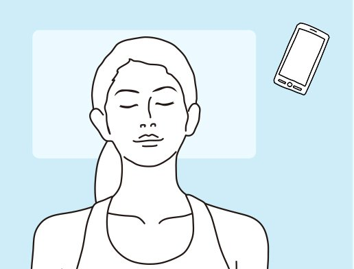 睡眠アプリの使い方