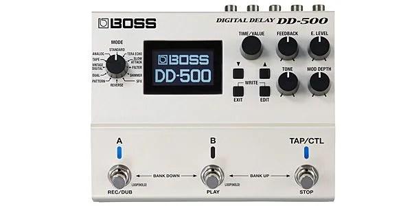 Boss dd500aa