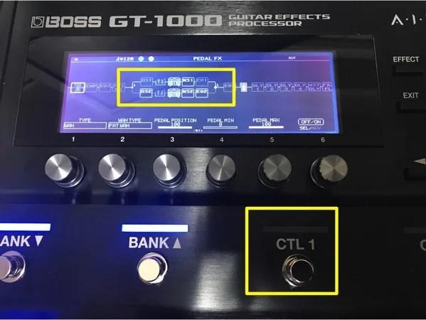 Th BOSS GT-1000  3466