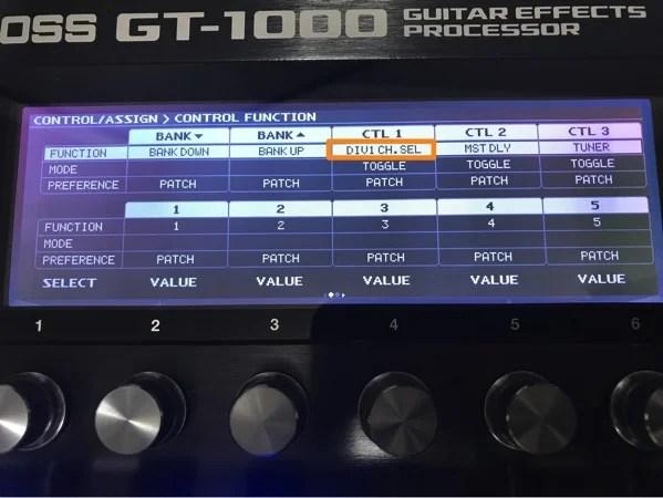 Th BOSS GT-1000  3467