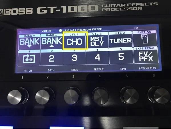 Th BOSS GT-1000  3469