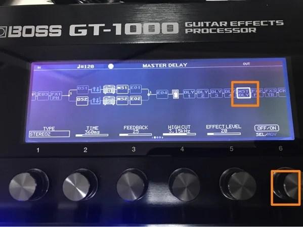 Th BOSS GT-1000  3471
