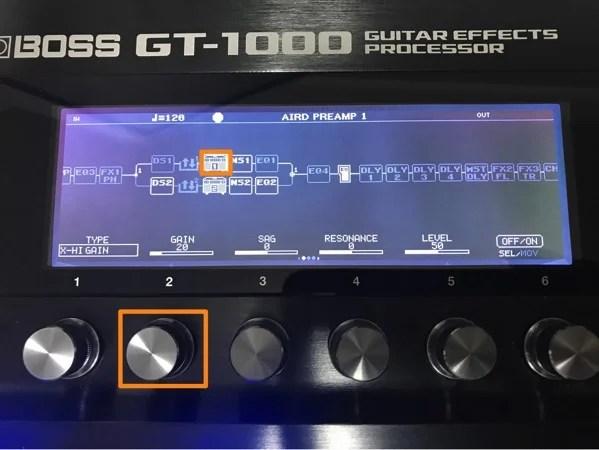 Th BOSS GT-1000  3476