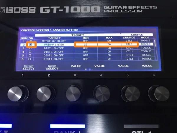 Th BOSS GT-1000  3477