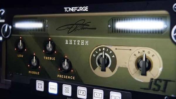 Toneforge Jason Richardson