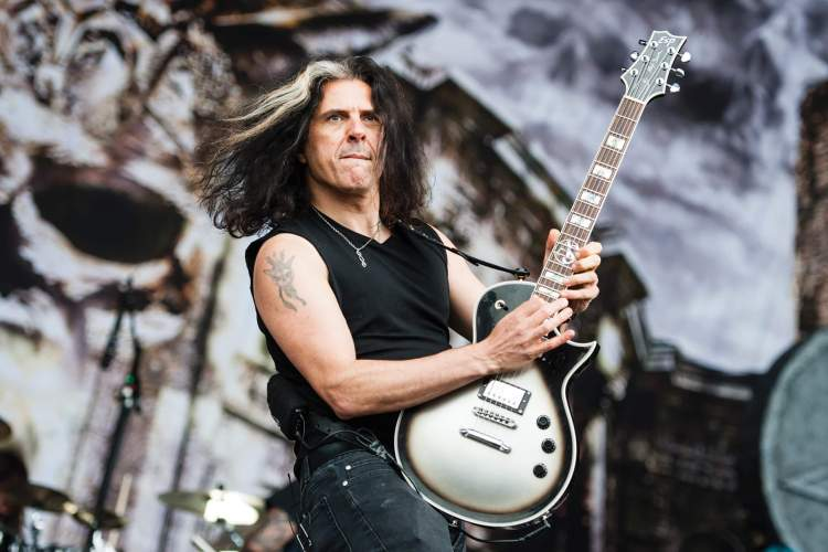 """Alex Skolnick: """"Going from metal to jazz is like going from tackle football  to figure skating"""" 