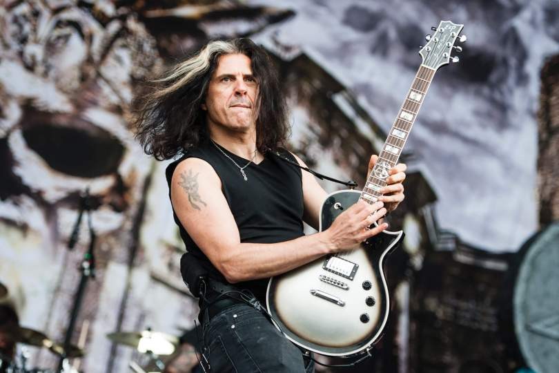 """Alex Skolnick: """"Going from metal to jazz is like going from tackle football  to figure skating""""   Guitar.com   All Things Guitar"""