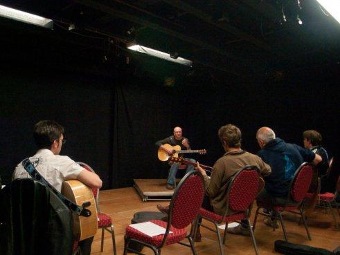 Stage Centre culturel de Saint-Georges sur Meuse 2011