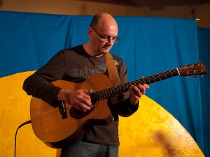 Jacques Stotzem (on stage)