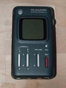 MicrotrackII-M-Audio
