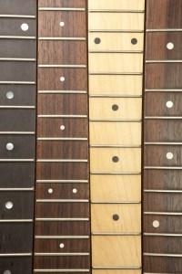 changer les cordes de guitare
