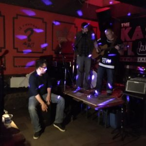 Le Pourquoi Pas - guitar - Yaourt - cajon