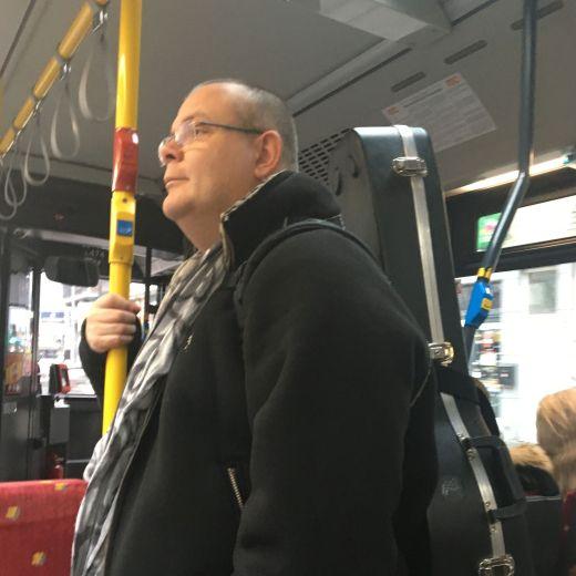 Village de Noël 2016 - In da bus
