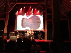 Sans luthiers pas de guitares - David van Lochem