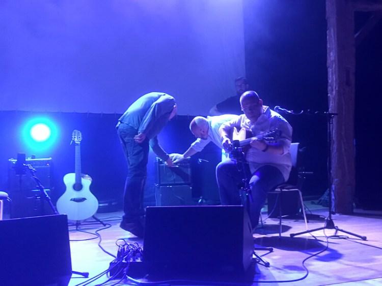 Soundcheck - Sans luthiers pas de guitares