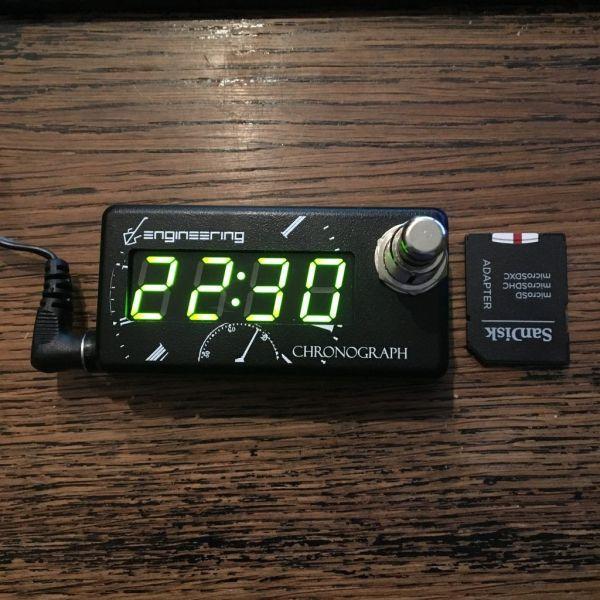 DS Engineering Chronograph