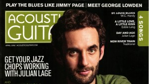 Acoustic Guitar Magazine logo