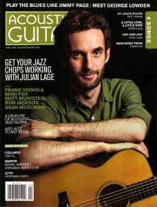 Acoustic Guitar Magazine logo