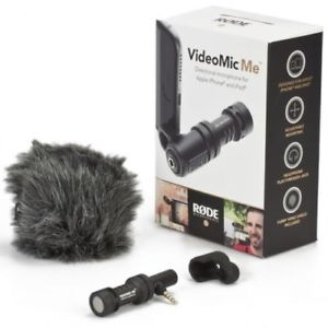 Rode VideoMic Me (image : Rode)