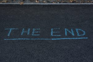 Dernier live - End of the Road ?