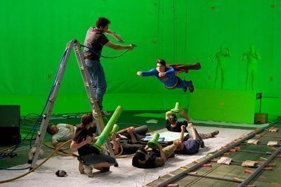Argh, kryptonite ... !
