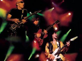 G3 Live - Steve Vai, Joe Satriani, Eric Johnson