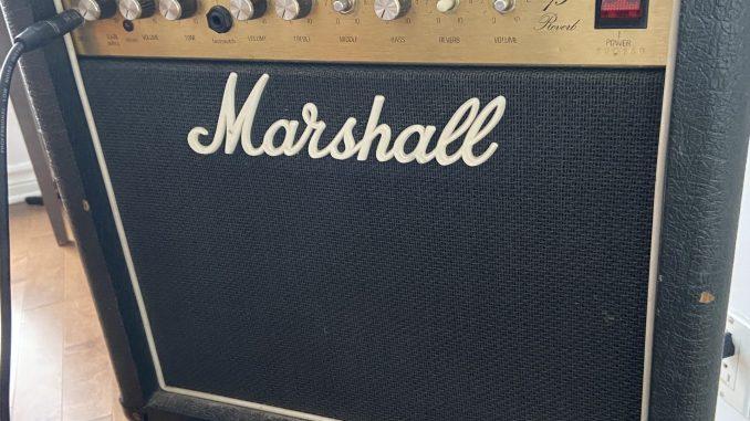 Marshall 75 Reverb