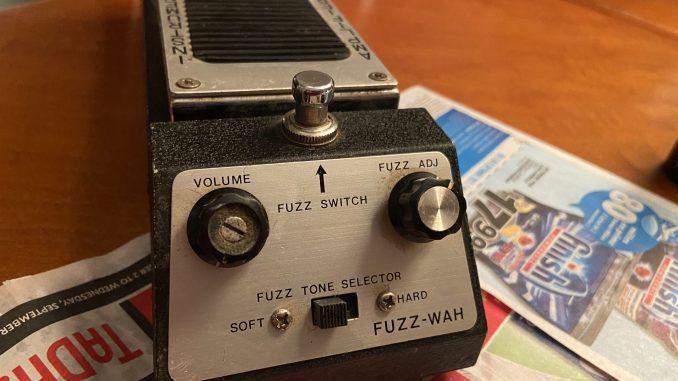 Tempo Fuzz/Wah