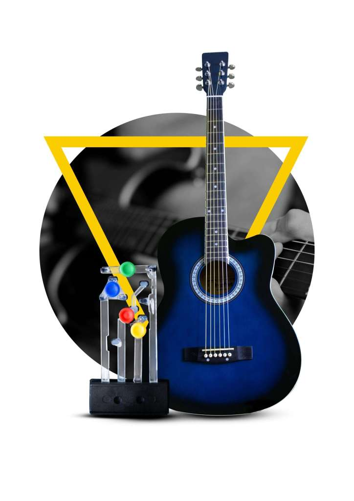 Guitar for Beginners with Guitar Learning Tool Guitar Bro