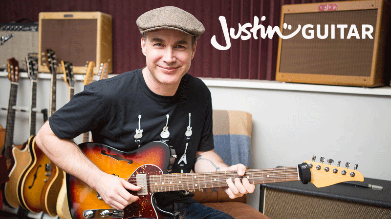 The guitar lessons online, and they're free! Fun, comprehensive guitar lessons