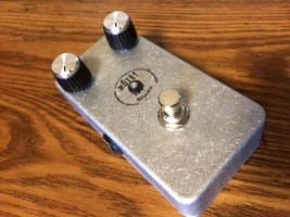Lovepedal_MKIII_Fuzz_Pedal Front