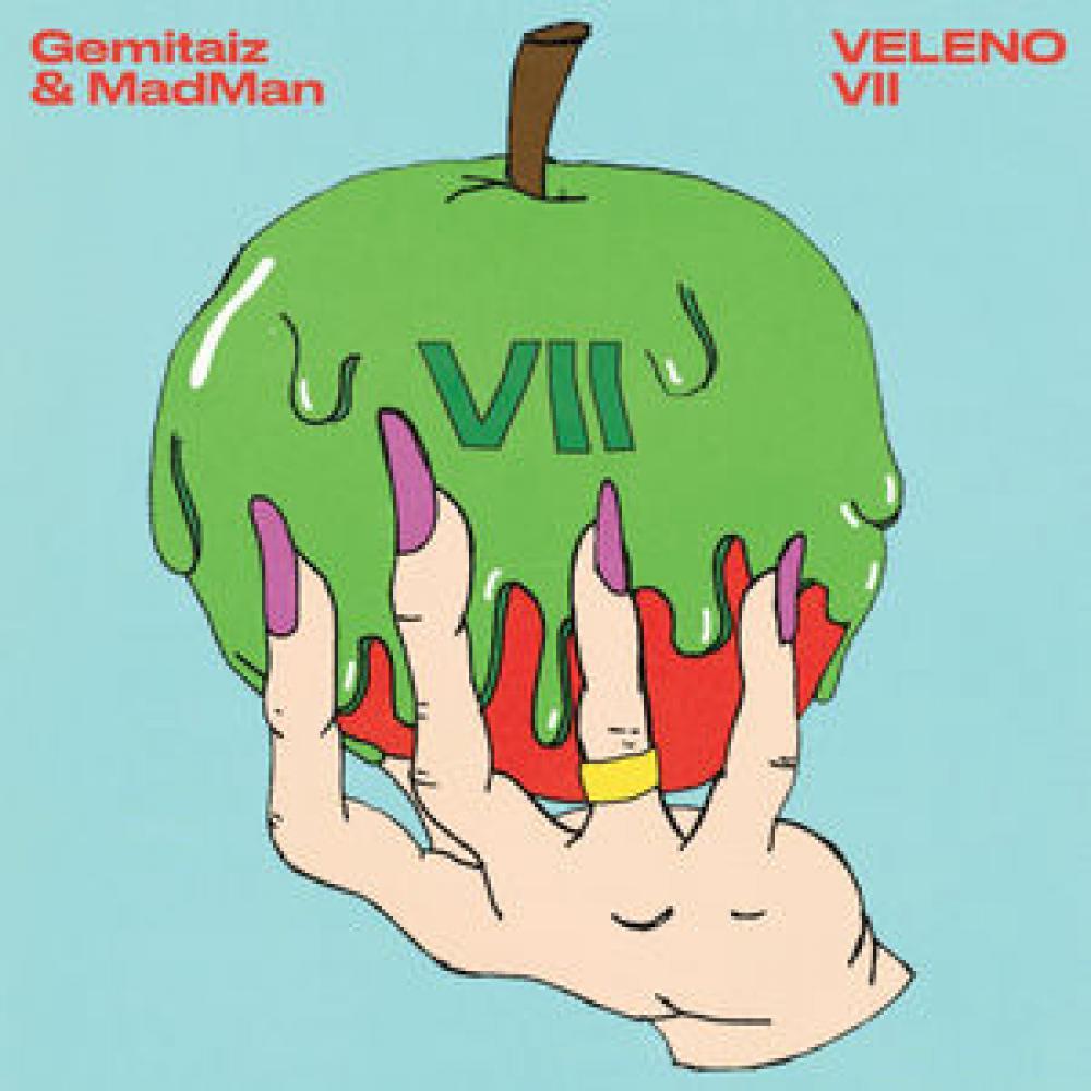 Veleno 7 Chords Guitar Piano and Lyrics  by GEMITAIZ