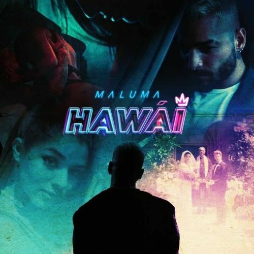Maluma - Hawái Chords Guitar Piano and Lyrics