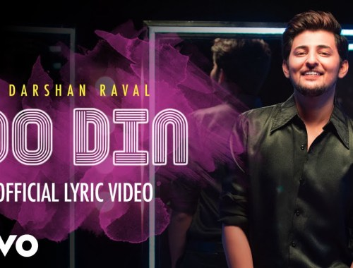 Do Din Chords Guitar Piano and Lyrics Darshan Raval
