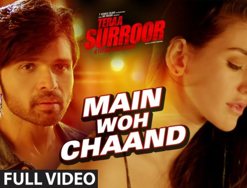 Main Voh Chaand Chords Guitar Piano and Lyrics Darshan Raval