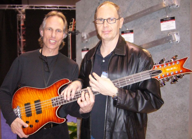 One guy who gets it—Steve Mesple of Wildwood Guitars