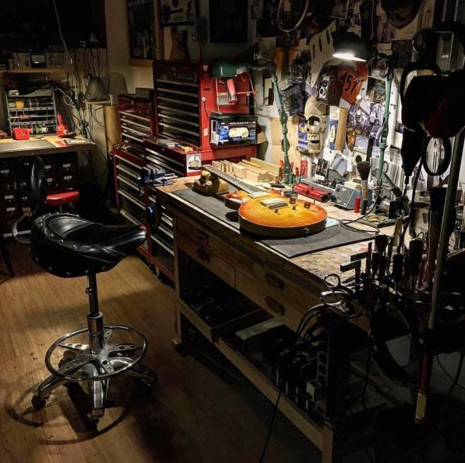 Jol Dantzig Guitars